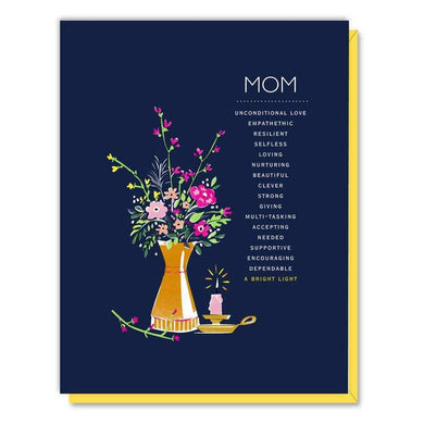 Card - Mom Appreciation and Mother's Day - Art Is In Cakes, Bakery & SupplyStationeryDefault Title