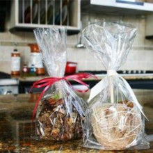Make your treats look good in these simple cello bags!