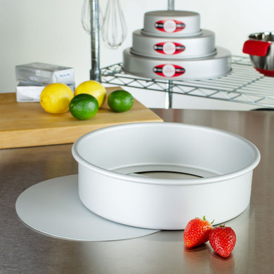 CheeseCake Pans - Round Removable Bottom 3 inches Deep - Art Is In Cakes, Bakery & SupplyBakeware & Pans10x3