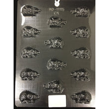 "Chocolate Mold Sports Razorback Running Boar 3D - Art Is In Cakes, Bakery & SupplyChocolate Mold1.75"" Razorback Hog"