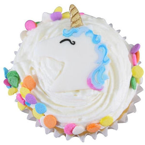 Includes Unicorn Horn, Outer Ear and Inner Ear, Mini Unicorn Head, and Large Unicorn Head Cutters.