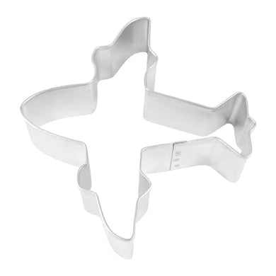 Cookie Cutter Airplane 4 inches - Art Is In Cakes, Bakery & SupplyCookie CutterDefault Title