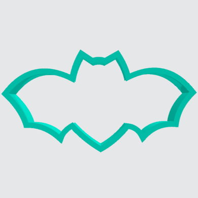 Cookie Cutter Bat Simple - Art Is In Cakes, Bakery & SupplyCookie Cutter2in