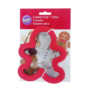 Cookie Cutter Comfort Grip Gingerbread Boy - Art Is In Cakes, Bakery & SupplyCookie CutterDefault Title