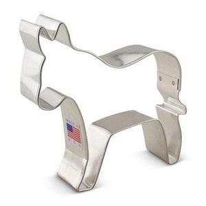Cookie Cutter Donkey Democratic Donkey 3.75 in - Art Is In Cakes, Bakery & SupplyCookie CutterDefault Title