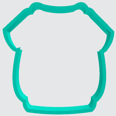 Cookie Cutter Fishing Vest - Art Is In Cakes, Bakery & SupplyCookie Cutter2in