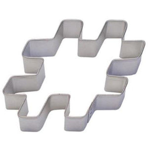 Cookie Cutter Hashtag 4 in - Art Is In Cakes, Bakery & SupplyCookie CutterDefault Title