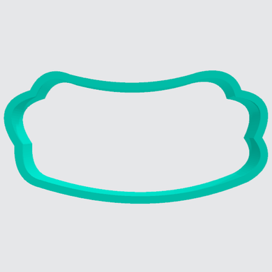 Cookie Cutter Hot Dog - Art Is In Cakes, Bakery & SupplyCookie Cutter2in
