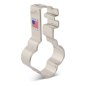 Cookie Cutter Key 3 1/2 in - Art Is In Cakes, Bakery & SupplyCookie CutterDefault Title