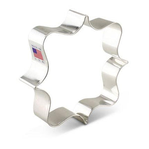 Cookie Cutter Plaque Square 4 in - Art Is In Cakes, Bakery & SupplyCookie CutterDefault Title