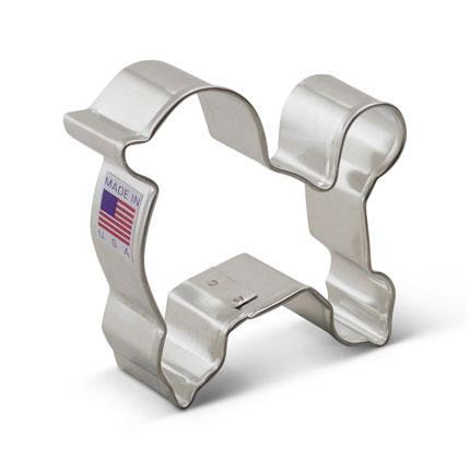 Cookie Cutter Poodle 3 in - Art Is In Cakes, Bakery & SupplyCookie CutterDefault Title