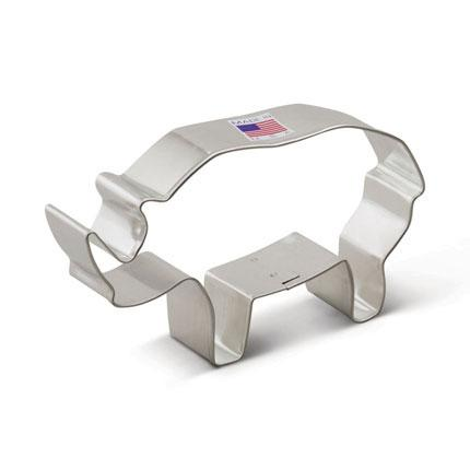 Cookie Cutter Rhino 4 in - Art Is In Cakes, Bakery & SupplyCookie CutterDefault Title