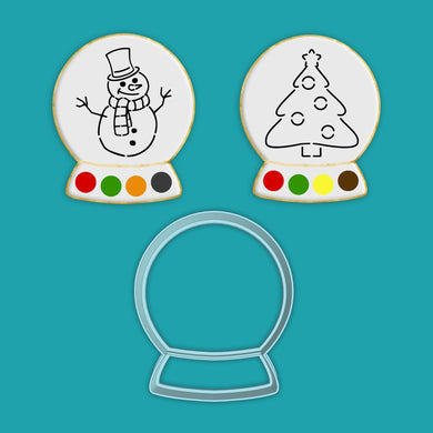 Special Price on Set! Frosty Face Christmas Tree Lucky Star CHRISTMAS BOMB /& BAKING Molds Snowman
