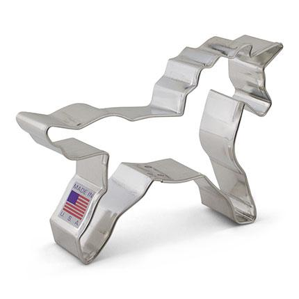 Cookie Cutter Unicorn 4 in - Art Is In Cakes, Bakery & SupplyCookie CutterDefault Title