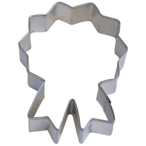 Cookie Cutter Wreath or Grand Prize Award Seal With Ribbon 3 1/2 in - Art Is In Cakes, Bakery & SupplyCookie CutterDefault Title