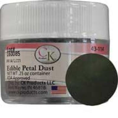 Edible Petal Dust, Black, For Coloring Gum paste and Fondant Decorations - Art Is In Cakes, Bakery & SupplyLuster DustsDefault Title