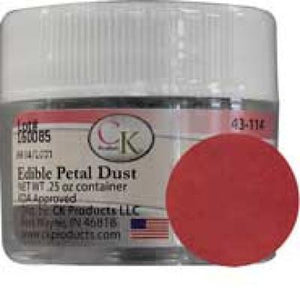 Edible Petal Dust, Poinsettia, For Coloring Gum paste and Fondant Decorations - Art Is In Cakes, Bakery & SupplyLuster DustsDefault Title
