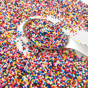 Multicolor Classic Nonpareils Sprinkles (1 lb 14 oz) - Art Is In Cakes, Bakery & SupplySprinklesDefault Title