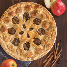 "Pie Crust Cutter, Leaves & Apples 12"" Pie Top Cutter - Art Is In Cakes, Bakery & SupplyPie MakingDefault Title"