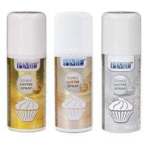 PME® Luster Edible Sprays For Extra Shine On Your Projects - Art Is In Cakes, Bakery & SupplyFood colorPearl