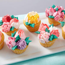 Russian Piping Easy Bloom Tips for Beautiful and Fast Buttercream Flowers and Designs - Art Is In Cakes, Bakery & SupplyPiping TipsDefault Title