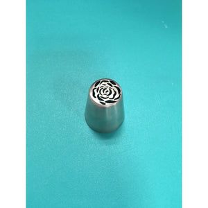 Russian Piping Tips for Beautiful and Fast Buttercream Flowers and Designs - Art Is In Cakes, Bakery & SupplyPiping TipsRuffle Rose
