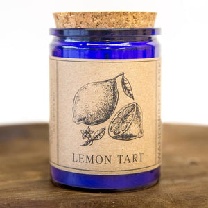 Scented Candle - Lemon Tart - Art Is In Cakes, Bakery & SupplyCandlesDefault Title