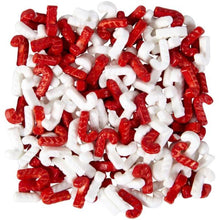 Sprinkle Mix Red and White Candy Canes - Art Is In Cakes, Bakery & SupplySprinklesDefault Title