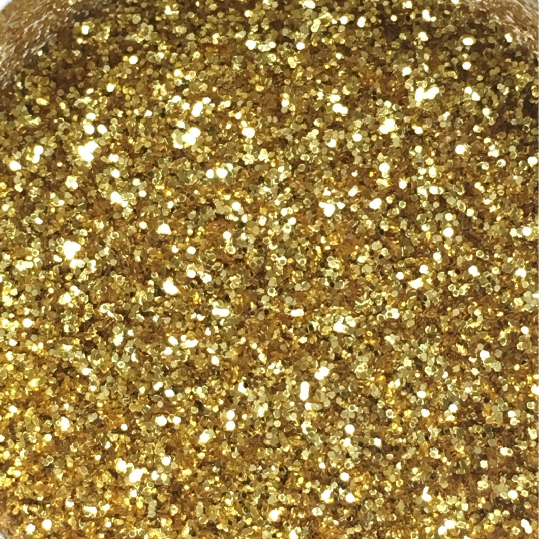 Techno Glitter in Antique Gold, a Decorative Glitter for your Cakes, Cupcakes, and Desserts - Art Is In Cakes, Bakery & SupplySprinklesDefault Title