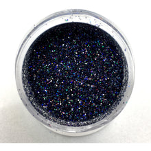 Techno Glitter in Black Sparkle, a Decorative Glitter for your Cakes, Cupcakes, and Desserts - Art Is In Cakes, Bakery & SupplySprinklesDefault Title