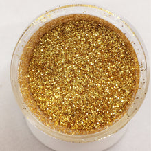 Techno Glitter in Soft Gold, a Decorative Glitter for your Cakes, Cupcakes, and Desserts - Art Is In Cakes, Bakery & SupplySprinklesOld Style