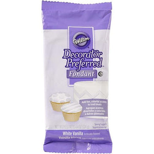 Fondant Vanilla Wilton(R) Decorator Preferred(TM) Fondant Icing in 4.4 oz Packets