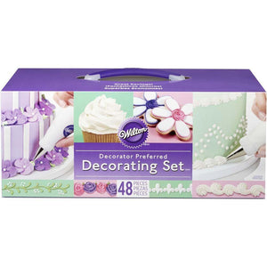 Wilton® Decorator's Preferred Decorating Set ™ 48 Pieces - Art Is In Cakes, Bakery & SupplyCake Decorating ToolsDefault Title