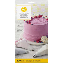 Wilton® Parchment Triangles 100 Count - Art Is In Cakes, Bakery & SupplyCake Decorating ToolsDefault Title