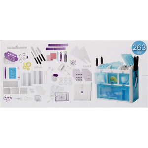 Wilton® Ultimate Decorating Set™ 263 Piece Tool Kit - Art Is In Cakes, Bakery & SupplyCake Decorating Tools