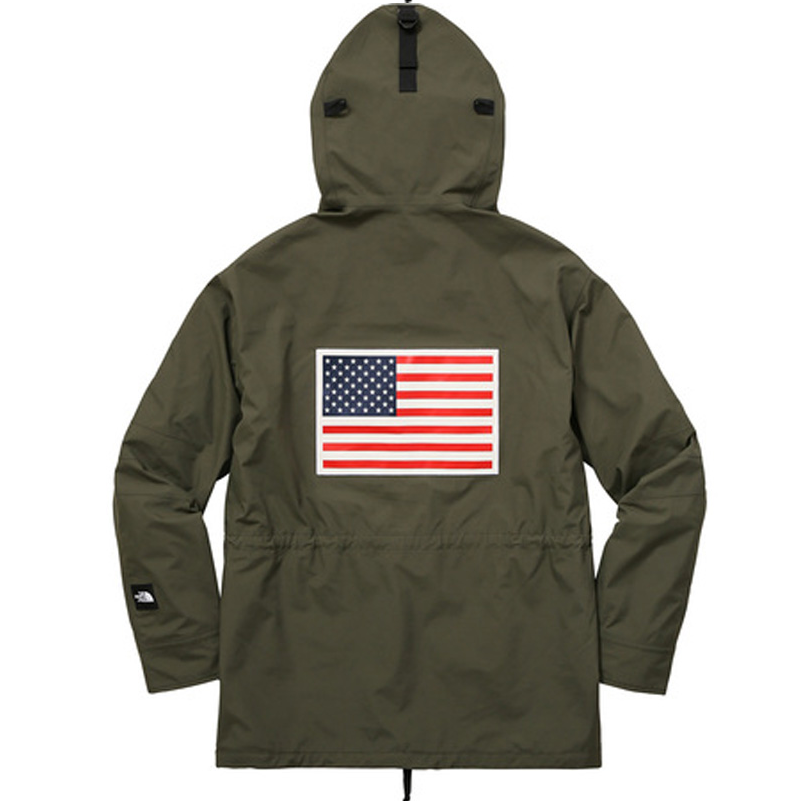Supreme the north face Trans Antarctica Expedition Pullover GREEN