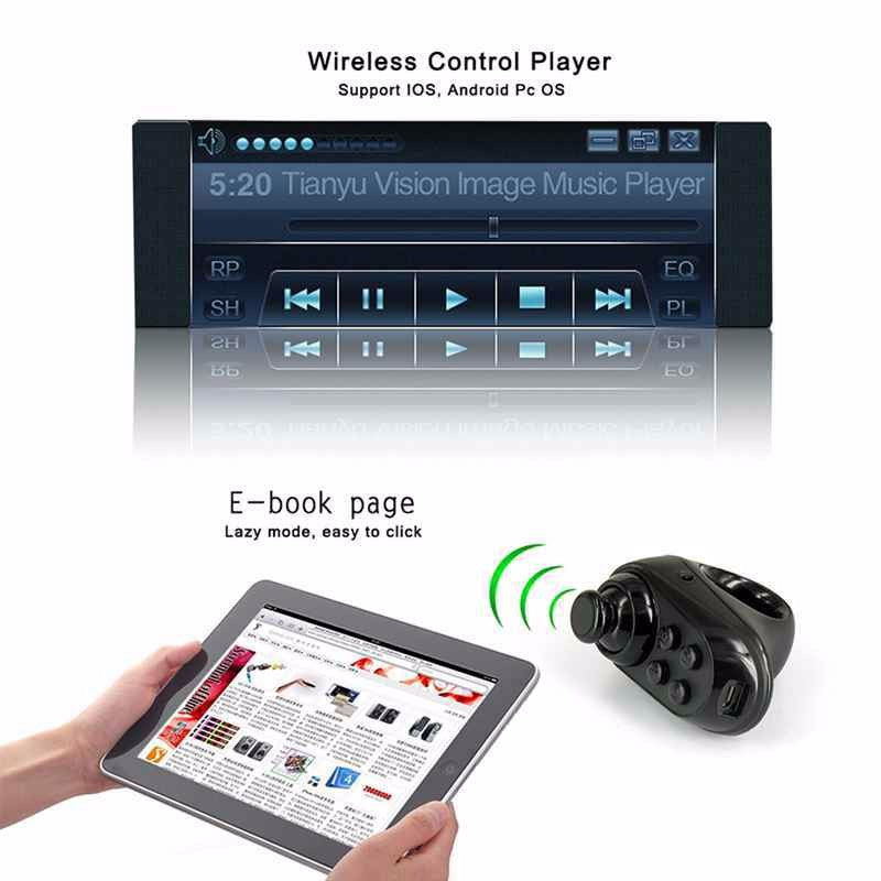 Mini Mobile Joystick Android Gamepad Controller VR glasses Remote