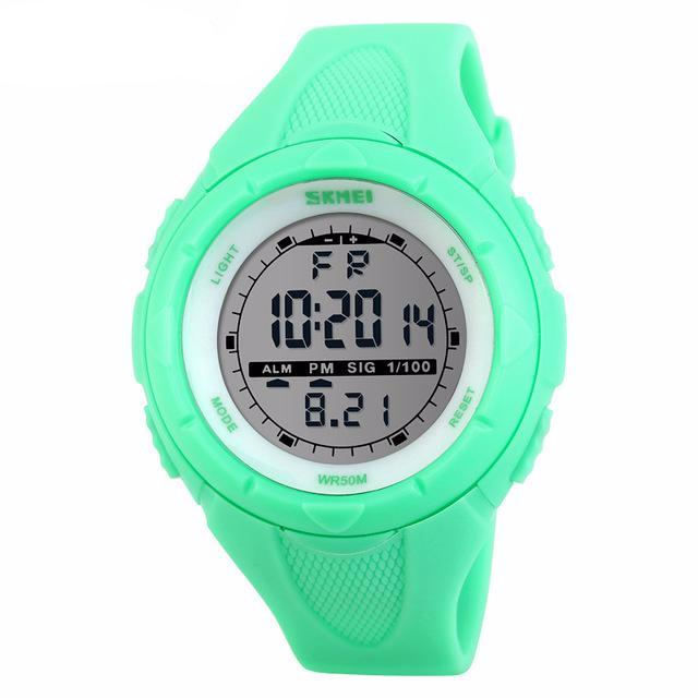 Military Sports Fashion Casual Watches Digital LED Wristwatches