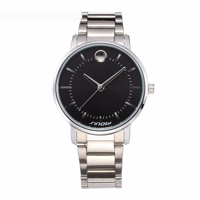Fashion Quartz Waterproof Watch FREE FAST SHIPPING - buyaddict