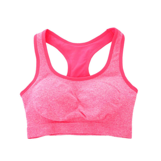 Women Stretchy Fitness Quick-drying Sports  Top