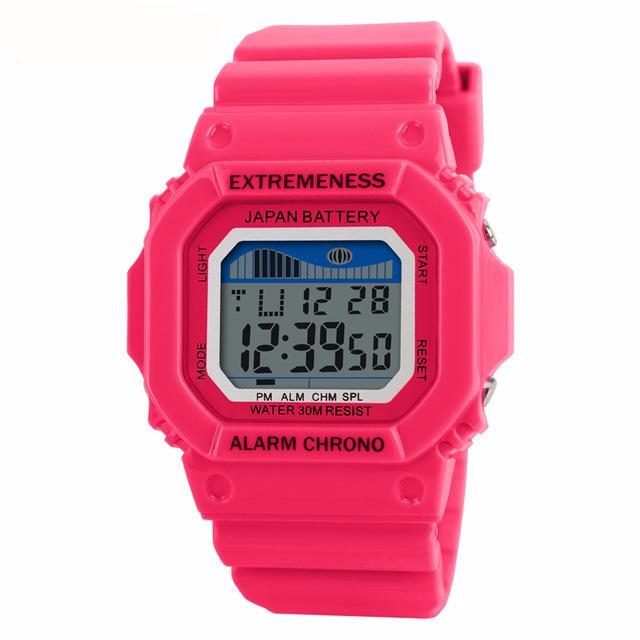 Digital Waterproof 30M Military Watches