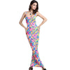 Long Bohemian Longo Sexy Vestidos De Festa Bodycon Summer Dress