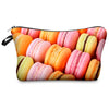 6 type mint printing Cosmetic Bags