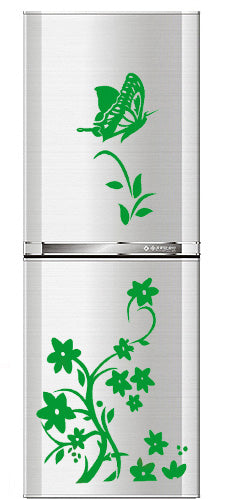 Free Shipping High Quality Wall Sticker Creative Refrigerator Sticker
