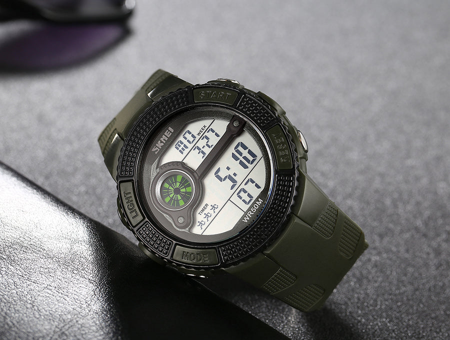 Watch Men LED Digital Military Watches