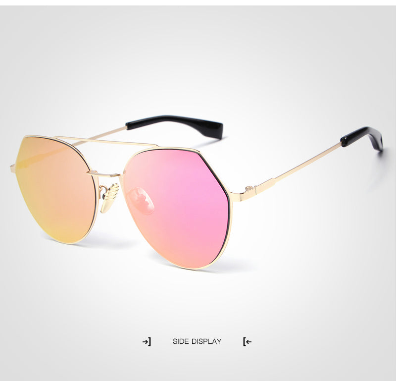 Sunglasses Fashion Alloy Frame Retro Lens Steet Beat