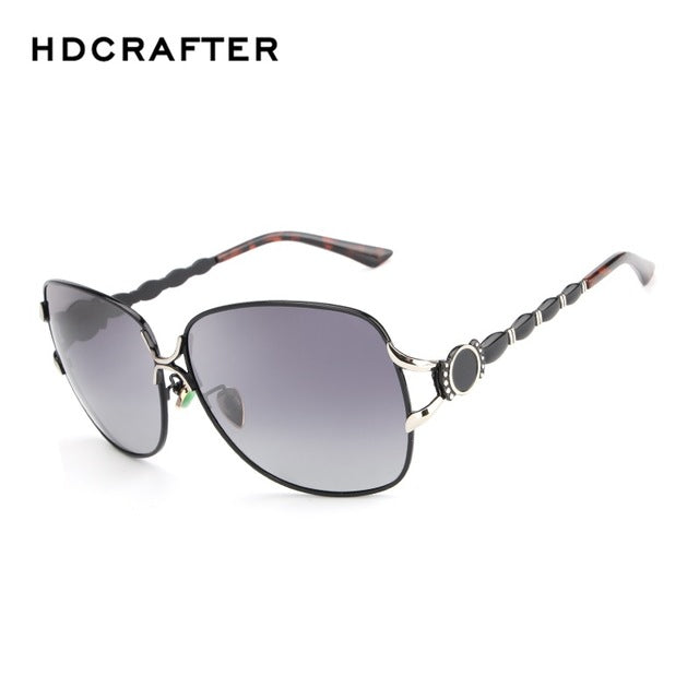 Women High Quality oversized sunglasses