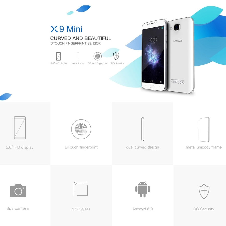 Doogee X9 Mini Android 6.