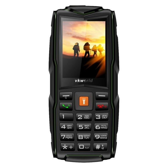VKWorld New Stone V3 Waterproof Mobile Phone