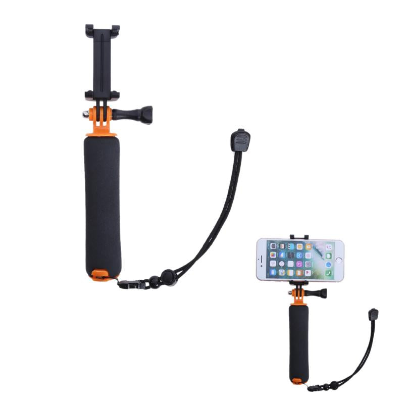 Float bobber Stick GP-1 Phone Live Show Holder Desk Video Selfie for GoPro - buyaddict